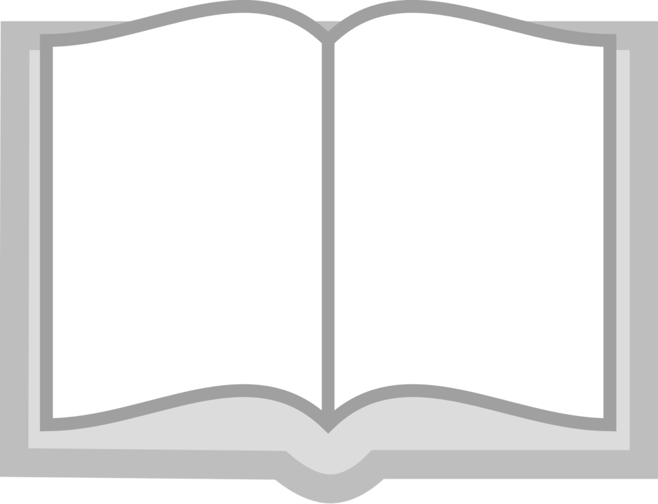 Public Domain Clip Art Image   Illustration Of An Open Book   Id