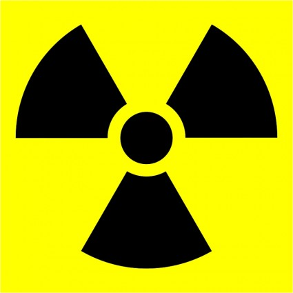 Radioactive Free Vector In Open Office Drawing Svg    Svg   Format