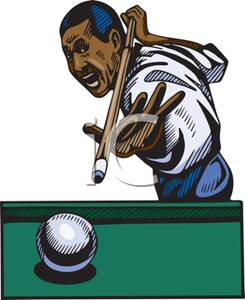 Shooting Pool Clip Art Http   Www Picturesof Net Pages 110308 166840