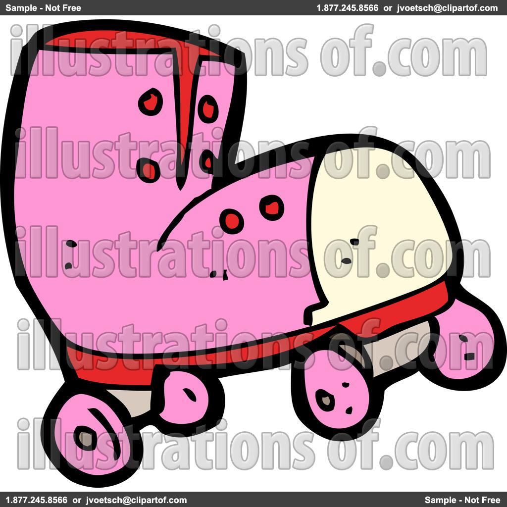 Pair Roller Skates Clipart - Clipart Kid