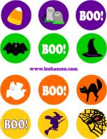 Added To Picture This   Free Clip Art And Craft Printables  Halloween