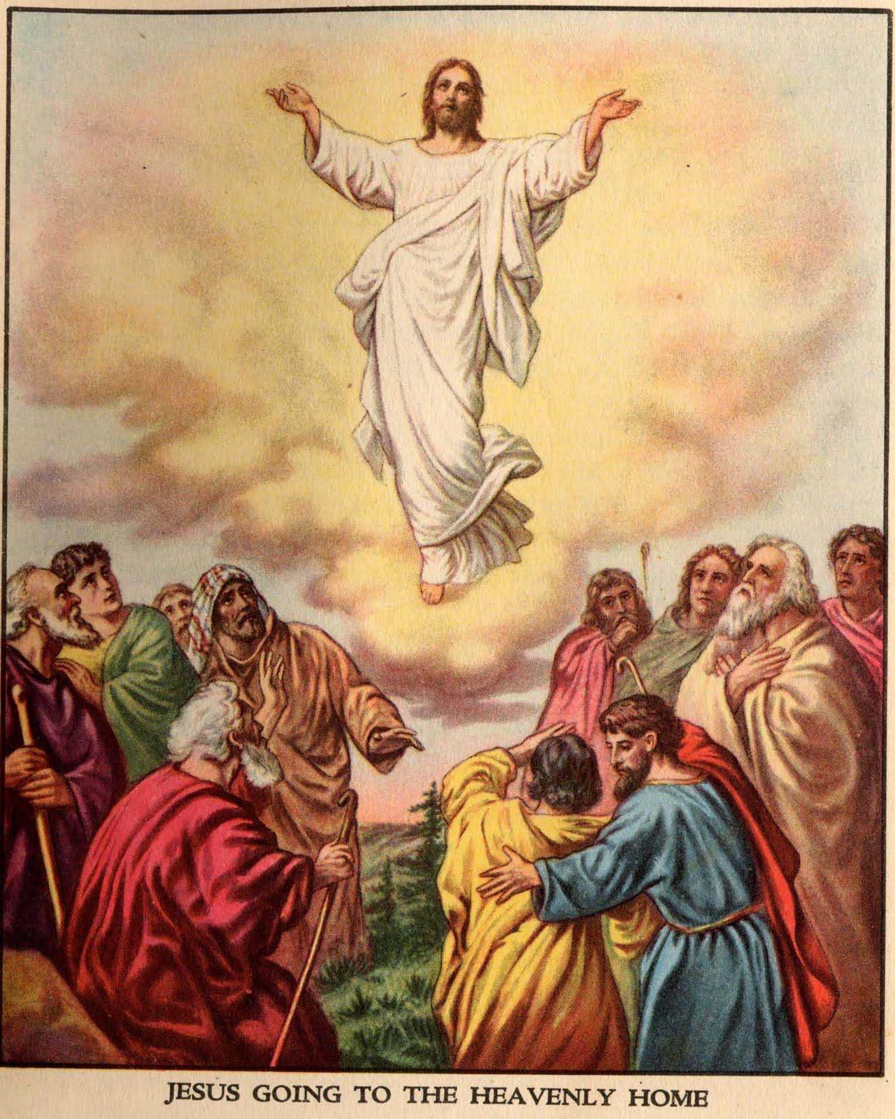 Ascension Of Jesus Photos