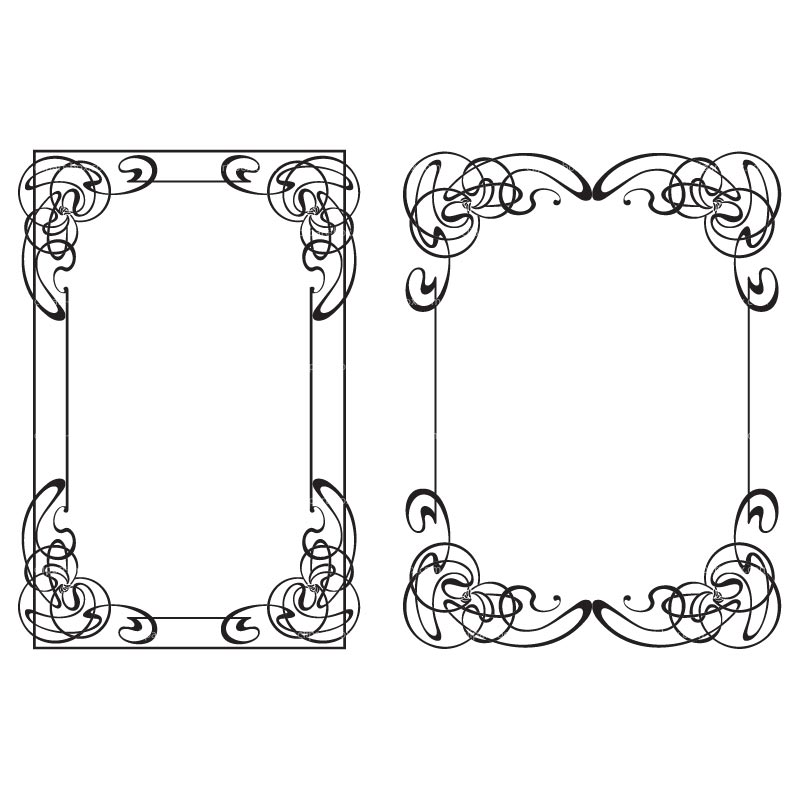 empty picture frame clipart clipart suggest. Black Bedroom Furniture Sets. Home Design Ideas