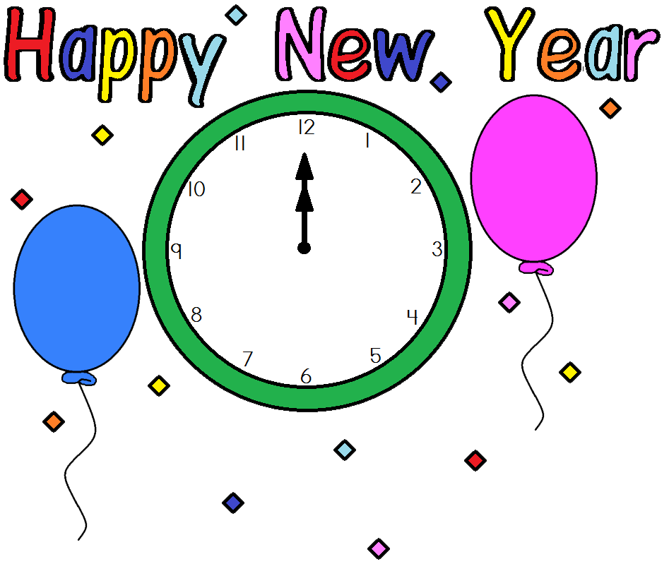 New Years Clip Art Animated   Clipart Panda   Free Clipart Images