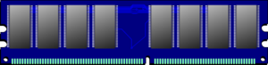 Ram Memory Computer   Color Variation D