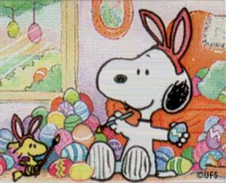 Snoopy Easter Wallpaper Cake Ideas And Designs