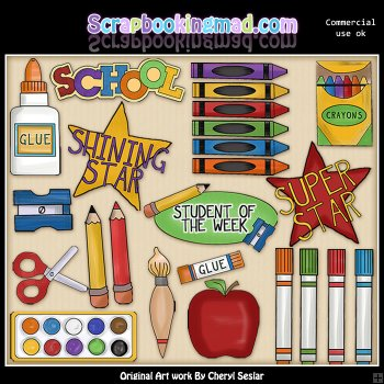 Student Of The Week Clip Art Student Of The Week Clipart