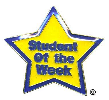 Student Of The Week Star Sa1360bg   2 00