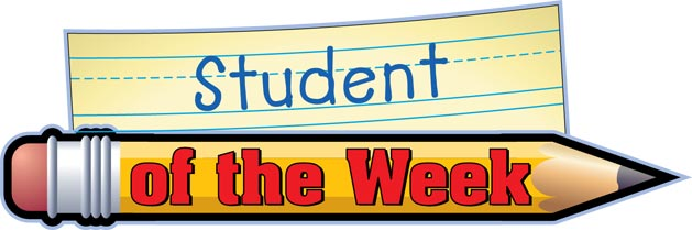 Student Of The Week   Updated 4 27 15   Medford Public Schools