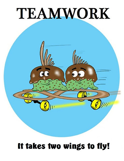 Teamwork Cartoons Clipart - Clipart Kid