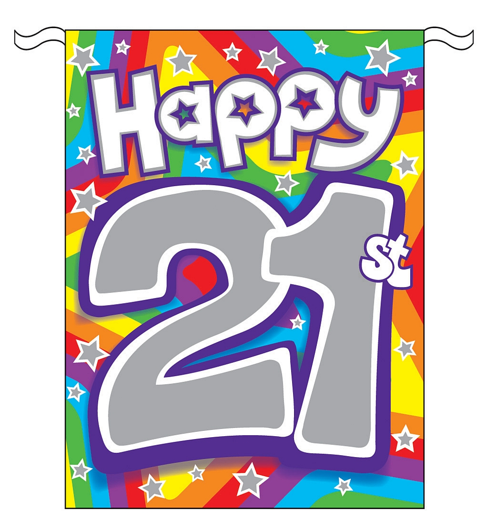 21st Birthday   Clipart Best