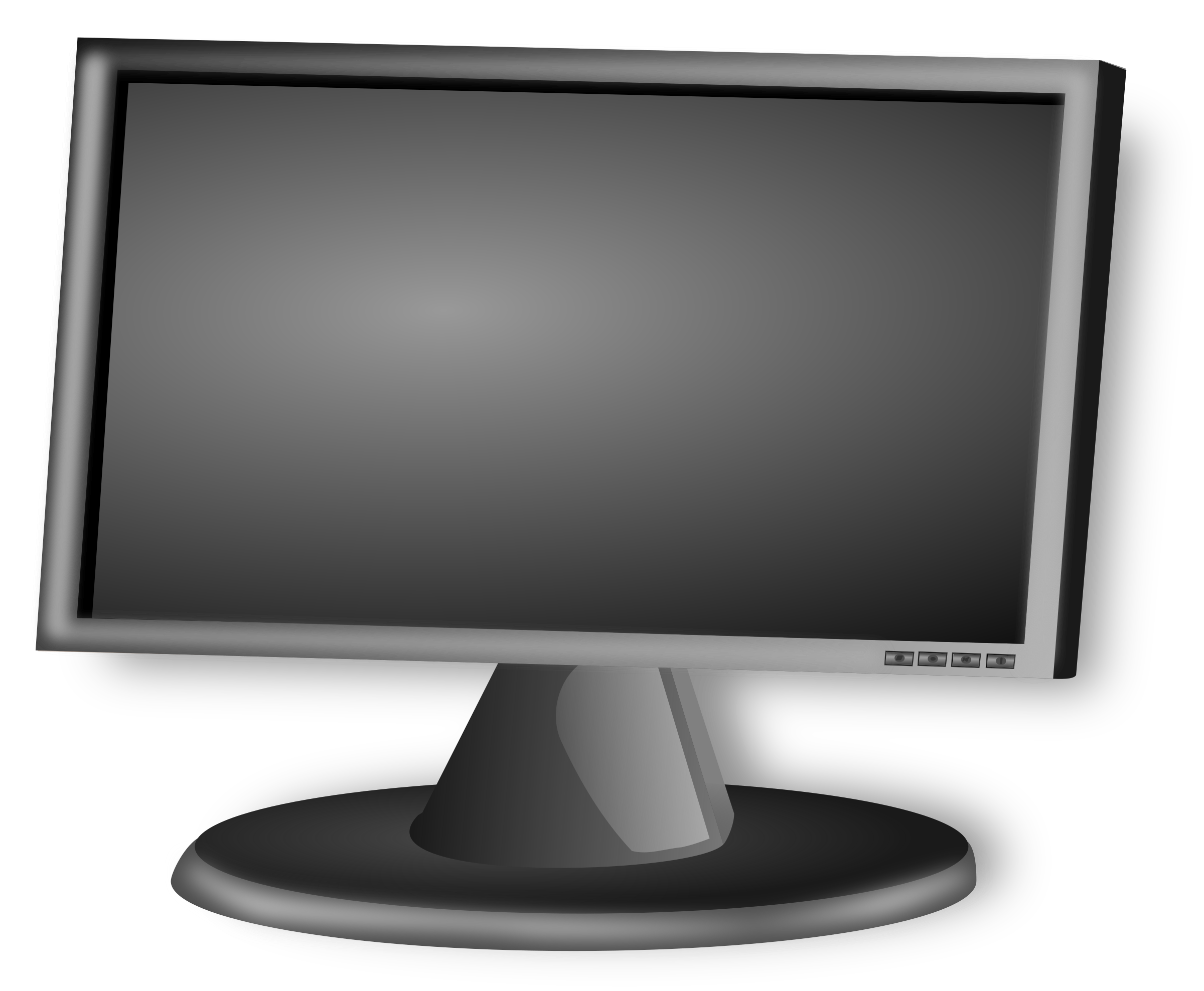 Big Screen Tv Clipart Big Image  Png