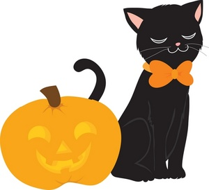 Clip Art Halloween Cat Clipart halloween black cat clipart kid clip art images stock photos cat