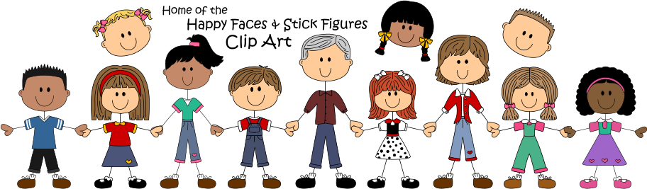 Printable Of People Clipart - Clipart Kid