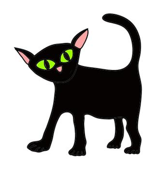 Clip Art Halloween Cat Clipart halloween black cat clipart kid clip art
