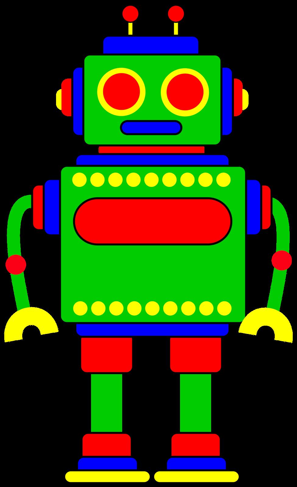 Robot Clipart Robot Clipart