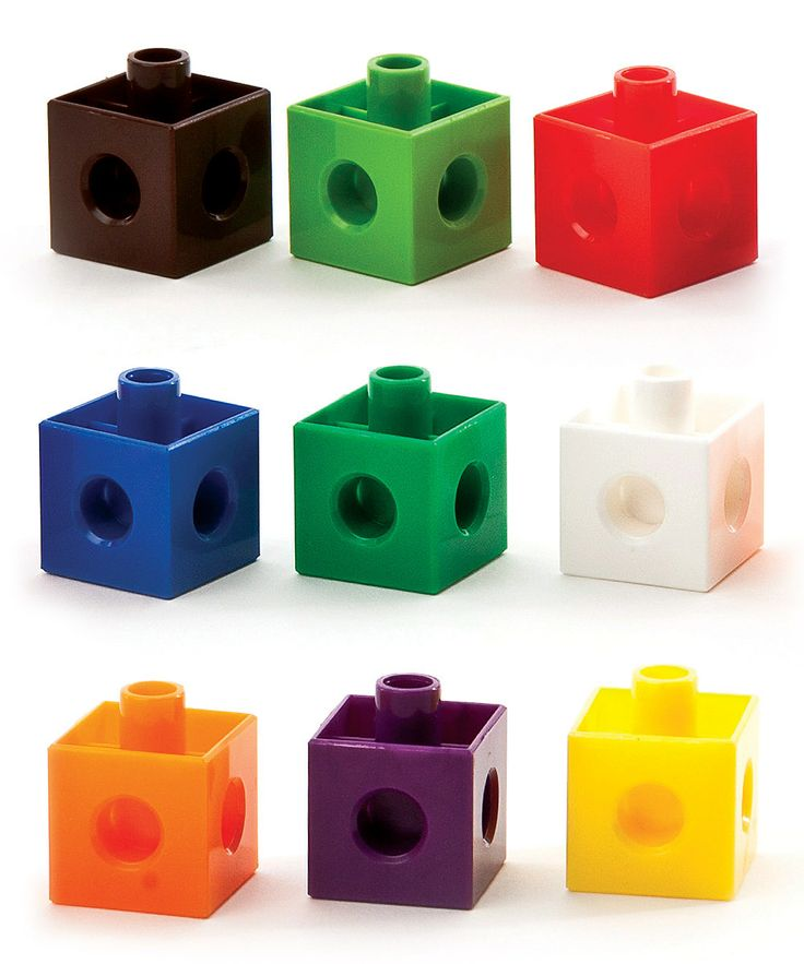 Thinking Kids  Math Linking Cubes Set   Cliparts Co