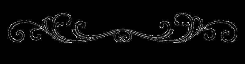 Transparent Scroll Border Clip Art Black Scroll With Transparent