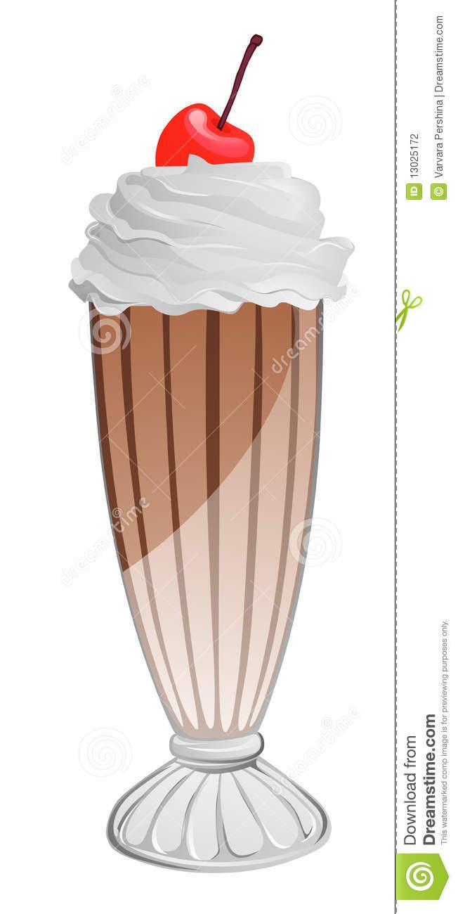 chocolate milkshake clipart clipart suggest