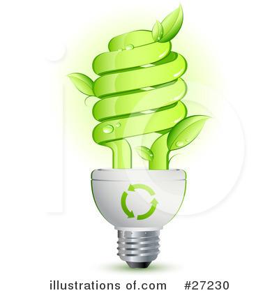 Fluorescent Light Bulb Clipart