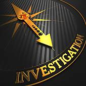 Investigation  Information Background    Royalty Free Clip Art