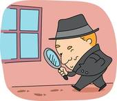 Investigator Stock Illustrations  22 Crime Scene Investigator Clip Art
