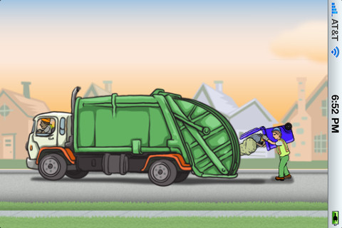Related Pictures Garbage Truck Clip Art Item 3