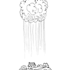 Shower Rain Cloud Blessing House Clip Art Id 2741 Short Name Showers