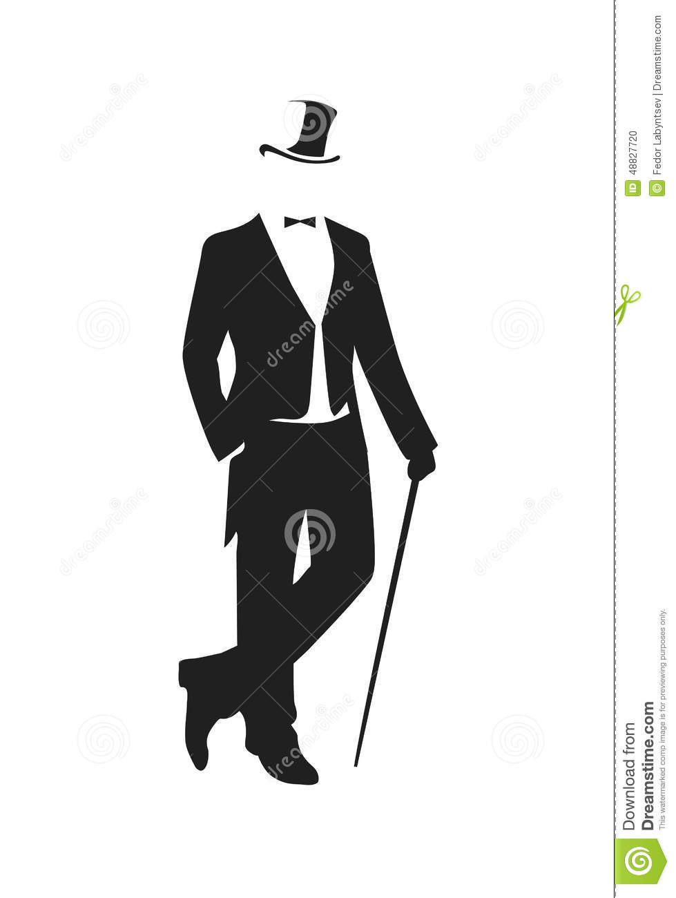 gentlemen in tuxedos clipart   clipart suggest