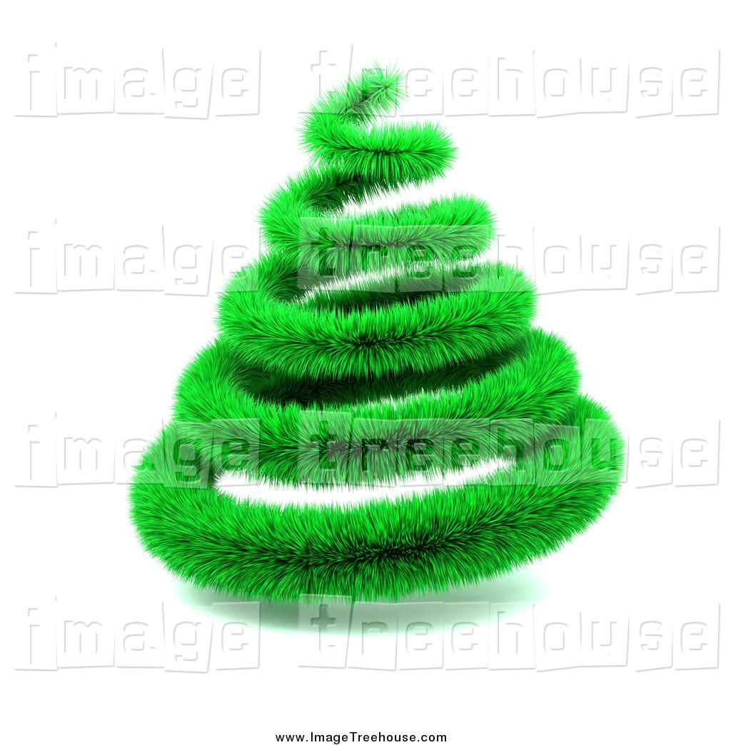 3d Christmas Tree Clipart - Clipart Kid