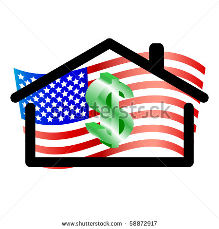American Dream   Stock Vectors  58872917