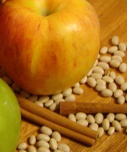 Cinnamon Apple Baked Beans  And Other Vegetarian Baked Bean Recipes