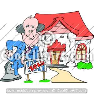 Coolclipart Com   Clip Art For  Real Estate Home   Image Id 120047