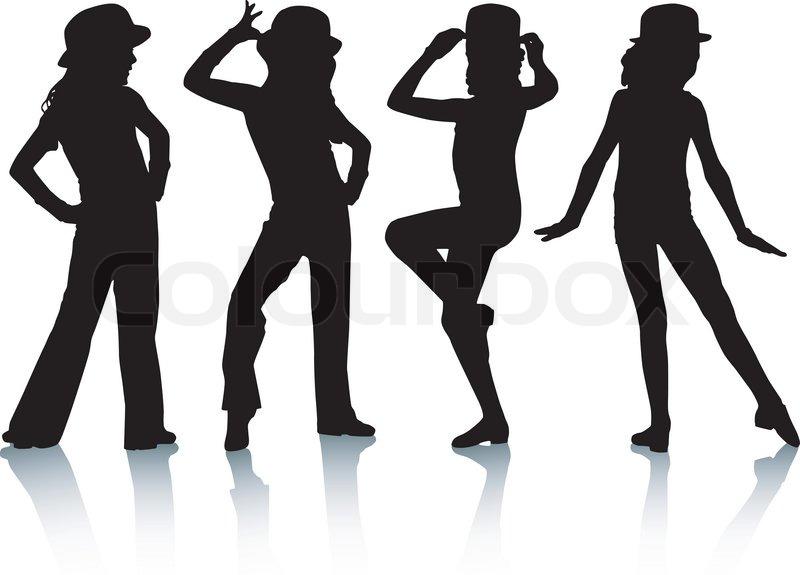 Dance Team Clipart