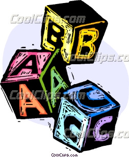 Daycare Building Clipart Building Blocks