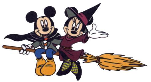 Disneyland Halloweens Clipart - Clipart Kid