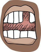 Gap Tooth Illustrations And Clip Art  14 Gap Tooth Royalty Free