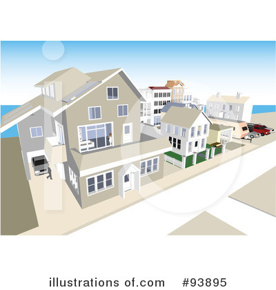 Royalty Free  Rf  House Clipart Illustration By Toonster   Stock