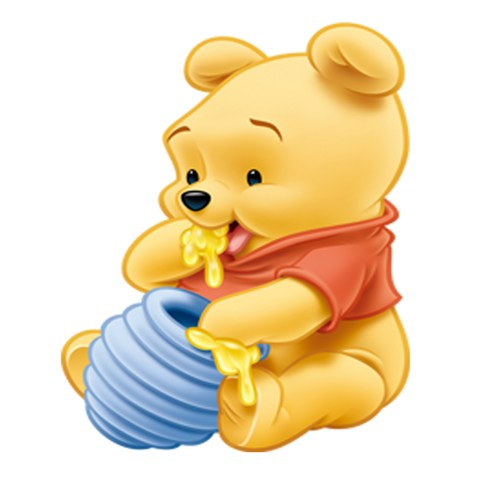 Winnie The Pooh Spring Clipart - Clipart Kid