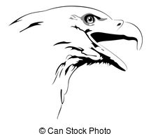 Eagle Eye Stock Illustrations  668 Eagle Eye Clip Art Images And