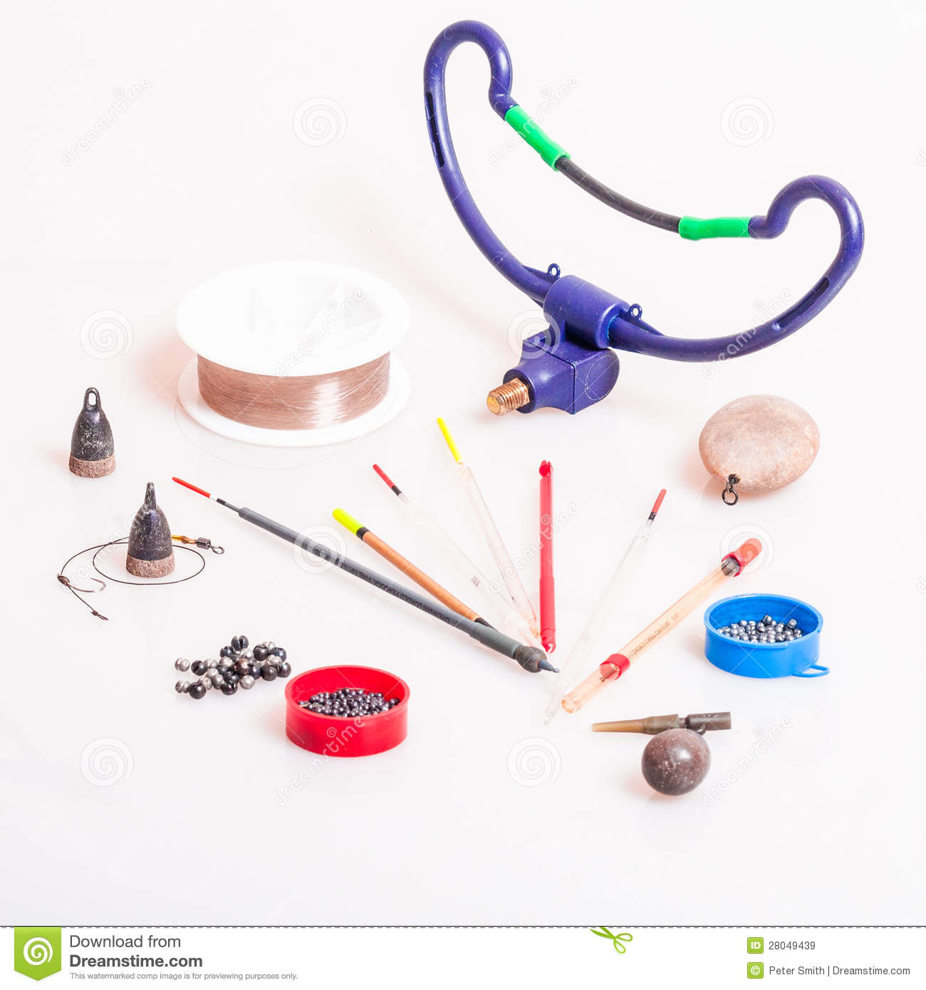 Fishing tackle royalty free stock images image 28049439 for How to get free fishing gear