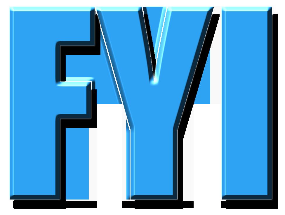 Fyi Clipart - Clipart Kid