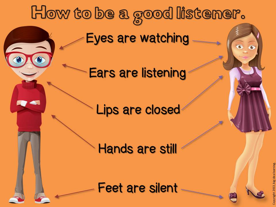 clipart good listener - photo #23