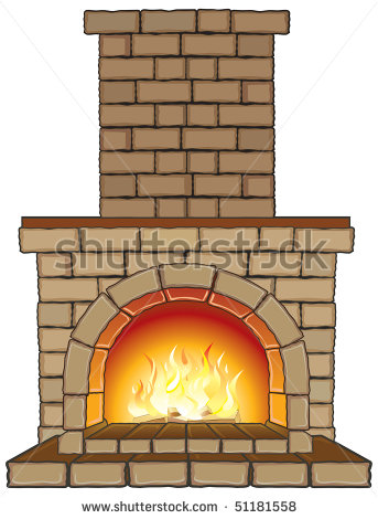 Illustration Of Isolated Fireplace  See Vector At Id 51105775    Stock