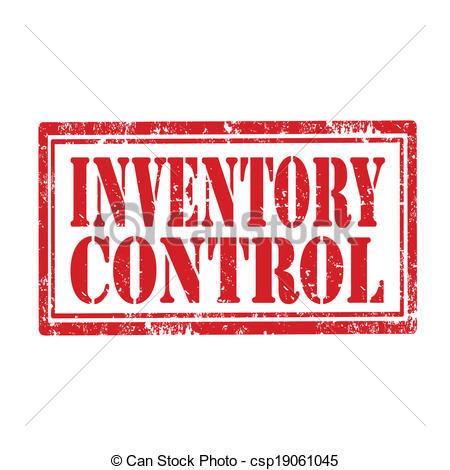 Inventory Management Clipart Inventory Control Stamp