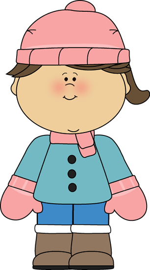 School Playing In The Winter Snow Clipart - Clipart Kid