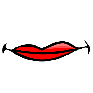 Mouth Clip Art Smiling Mouth Png