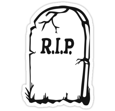 11 Rip Tombstone Free Cliparts That You Can Download To You Computer