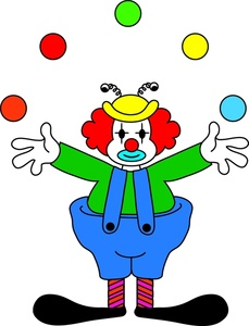 20 Clown Clip Art Free Free Cliparts That You Can Download To You