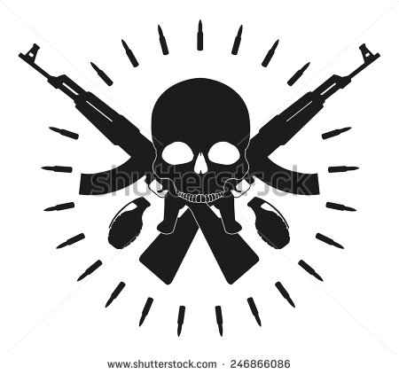 Bullet South Africa Clipart - Clipart Kid